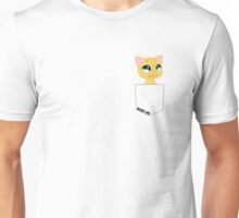 """""""Alice LPS """"Poket Design *with Text* Unisex T-Shirt"""