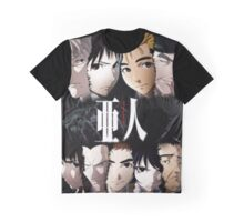 Ajin Graphic T-Shirt