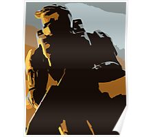 Halo Guardians Master Chief Poster