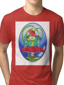TOAD-aly Ribbiting!  Tri-blend T-Shirt