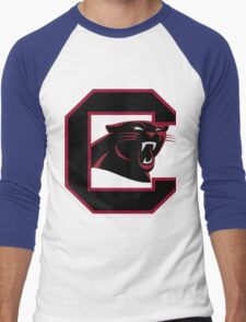 South Carolina Panthers Men's Baseball ¾ T-Shirt