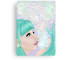 Pixie Powered Canvas Print