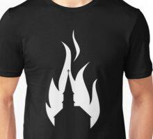 Church Burner - White Unisex T-Shirt