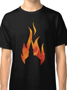 Church Burner - Flame Classic T-Shirt