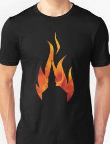 Church Burner - Flame Unisex T-Shirt
