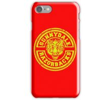 Sunnydale Razorbacks iPhone Case/Skin