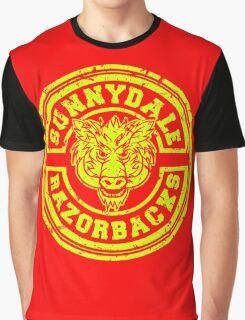 Sunnydale Razorbacks Graphic T-Shirt