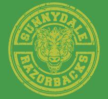Sunnydale Razorbacks Kids Tee