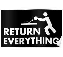 Return everything Poster