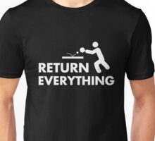 Return everything Unisex T-Shirt
