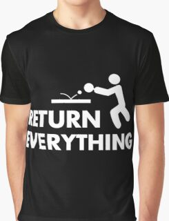 Return everything Graphic T-Shirt