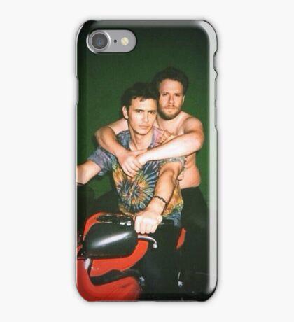 Seth Rogen and James Franco iPhone Case/Skin