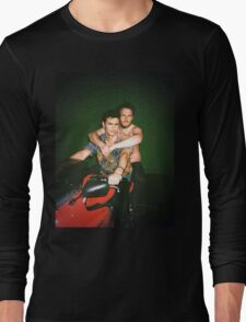 Seth Rogen and James Franco Long Sleeve T-Shirt
