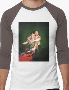 Seth Rogen and James Franco Men's Baseball ¾ T-Shirt