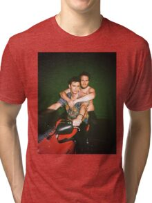 Seth Rogen and James Franco Tri-blend T-Shirt