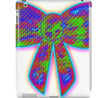 Lysergic bow iPad Case/Skin