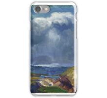 George Wesley Bellows , JIM TWADELL'S PLACE iPhone Case/Skin