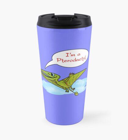 Fun Dinosaurs - Pterodactyl Travel Mug