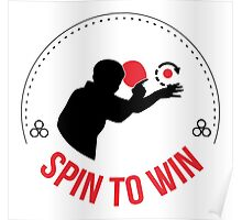 Spin to win Poster