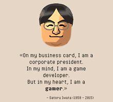 Mr. Iwata's wisdom Unisex T-Shirt
