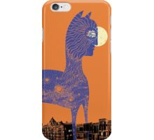 Night Cat owns the City iPhone Case/Skin