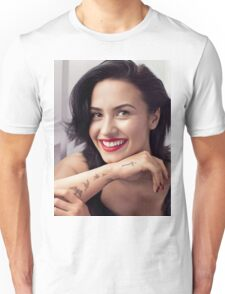 Demi Lovato Allure Magazine Photoshoot Unisex T-Shirt