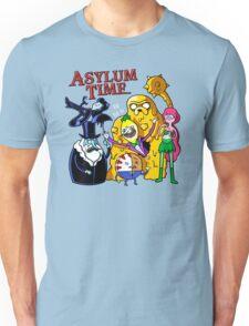 Asylum Time Unisex T-Shirt