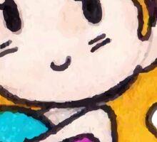 Chibi Baby Mermaid Sticker