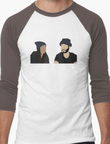 H3H3 Men's Baseball ¾ T-Shirt
