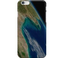 View of the northern Gulf of Mexico. iPhone Case/Skin