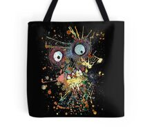 Shocked Zombie Tote Bag