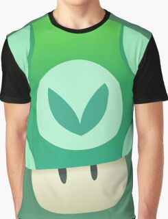 Vinesauce Mushroom Vector Graphic T-Shirt
