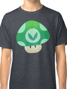 Vinesauce Mushroom Vector Classic T-Shirt