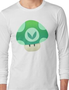 Vinesauce Mushroom Vector Long Sleeve T-Shirt