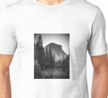 Yosemite National Park, El Cap Unisex T-Shirt