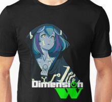 Dimension W Mira Yurizaki Unisex T-Shirt