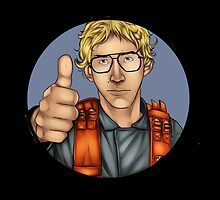 MATT The Radar Technician - Adam Driver SNL Star Wars by HandsomeJackass