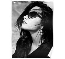 Demi Lovato Elle Photoshoot Poster