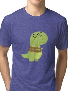 T-Vest (Geek Edition) Tri-blend T-Shirt