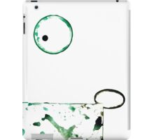 Modern Art - Balancing Act 1 - Sharon Cummings iPad Case/Skin