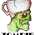 coffee zombie wants coffee by byronrempel