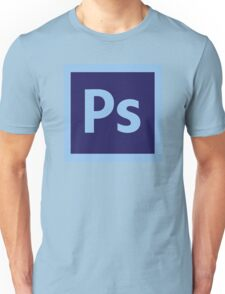Adobe Photoshop Icon Unisex T-Shirt