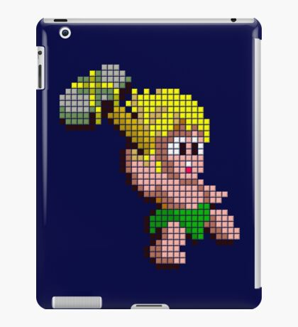 Wonderboy (mk2) iPad Case/Skin