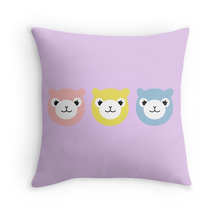 Cute Pillow Sets :