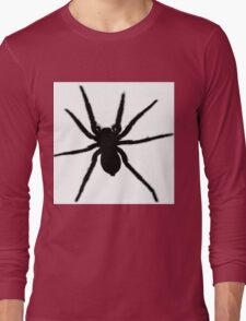 Spider vector Long Sleeve T-Shirt