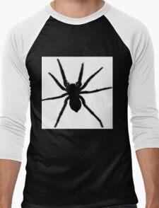 Spider vector Men's Baseball ¾ T-Shirt