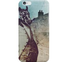 Mr Zebra iPhone Case/Skin