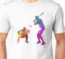 baseball players 01 Unisex T-Shirt
