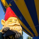 Ballooning Gnome by DustysGnomes