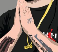 RIP A$AP Yams T-Shirt (ASAP Mob) Sticker